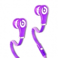 Beats by dr.dre purple in ear with control talk high performance tour