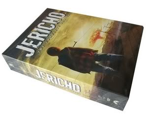 JERICHO seasons1-2 (8DVD Sealed Boxset)