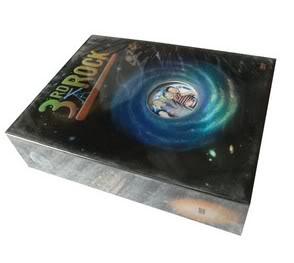 3rd Rock From The Sun Season1-6(24DVD Sealed Boxset)