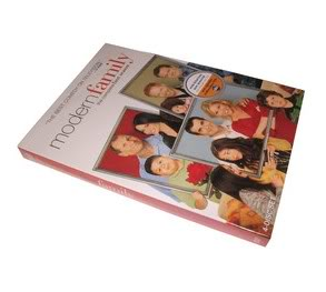 Modern Family Season1 (4DVD Sealed Boxset)