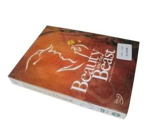 beauty and the beast 4DVDBOXSET