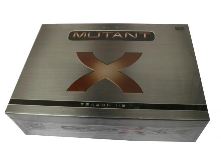 Mutant X- Complete Season1- 3 (29DVD Sealed Boxset)