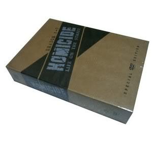 Life on the Street Seasons 1-7(35DVD Sealed Boxset)
