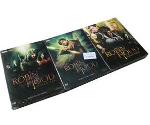 ROBIN HOOD SEASON1-3 (14DVD Sealed Boxset)