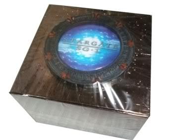 Stargate SG.1 Seasons1-10 (54DVD Sealed Boxset)