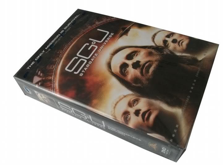 Stargate Universe Season1-2 (14DVD Sealed Boxset)