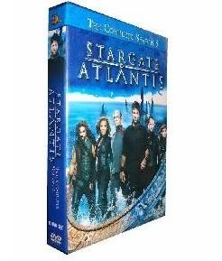 Stargate.Atlantis Seasons5 (6DVD Sealed Boxset)