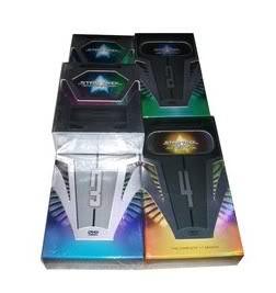 Star Trek Deluxe BoxSet 1-5 (192DVD Sealed Boxset)