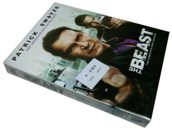 The Beast The Seasons1 (6DVD Sealed Boxset)