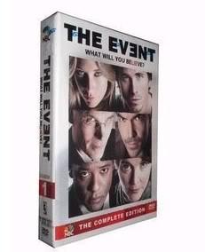 The Event Seasons1(8DVD Sealed Boxset)
