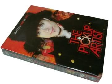 The Pickup Artist Seasons 1-2 (10DVD Sealed Boxset)