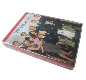 7th Heaven Seasons10 (5DVD Sealed Boxset)