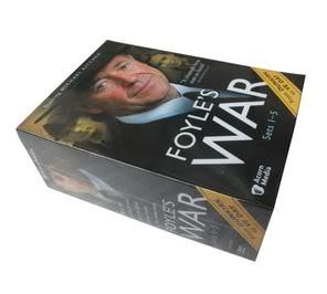 Foyle's War season1-5 (19DVD Sealed Boxset)