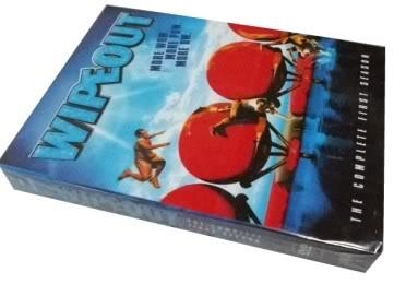 Total Wipeout  Seasons1 (6DVD Sealed Boxset)