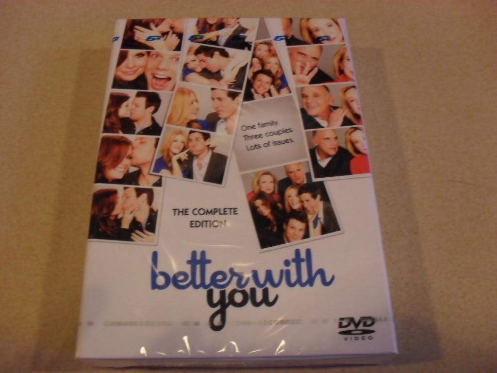 Better With You Season1(6DVD Sealed Boxset)