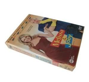 Melissa and Joey season1 (4DVD Sealed Boxset)