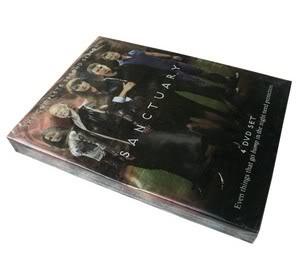 Sanctuary Seasons2 (4DVD Sealed Boxset)