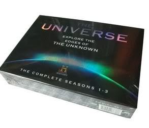 Univers seasons 1-3 (20DVD Sealed Boxset)
