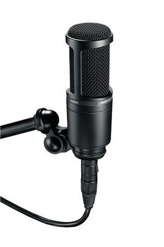 Audio Technica AT2020 Side Address Cardiod Condensor