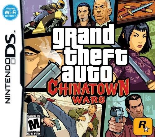 Grand Theft Auto: Chinatown Wars Nintendo DS