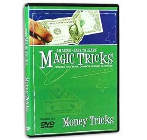 Amazing Easy to Learn Magic Tricks DVD: Money Tricks