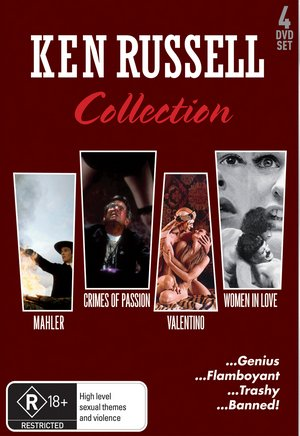 Ken Russell Collection - Mahler / Crimes of Passion /