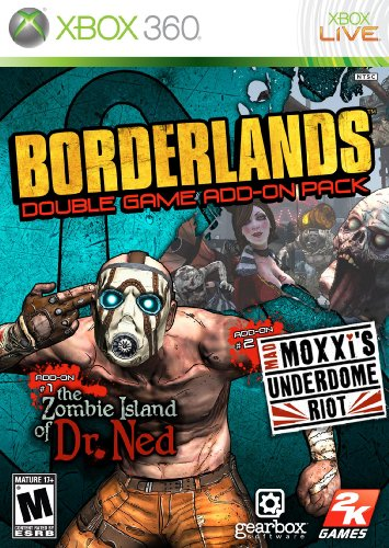 Borderlands Double Game Add-On Pack: The Xbox 360