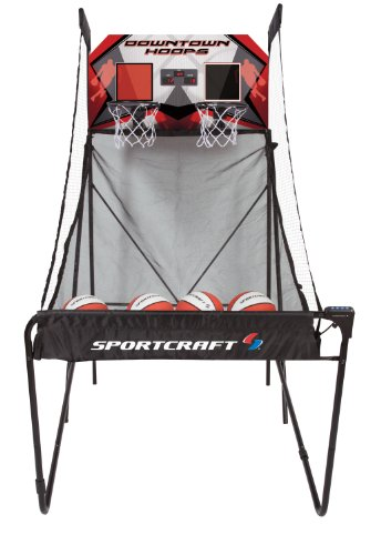 Sportcraft Downtown Hoops Electronic Basketball Game