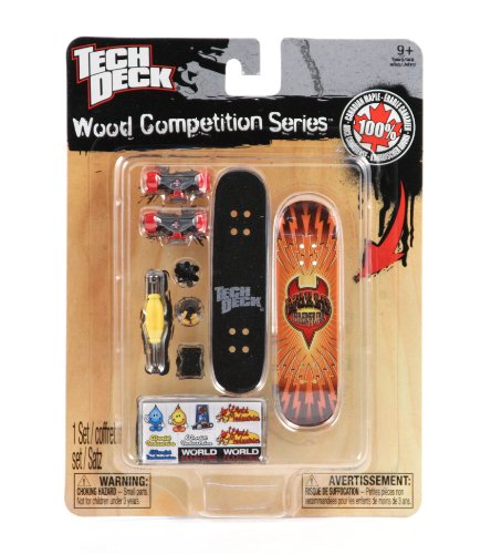 Tech Deck Wood Competition Series World Industries