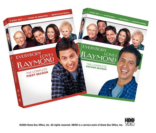 Everybody Loves Raymond - The Complete First And
