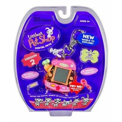 Hasbro Littlest Pet Shop Digital Pets Bunny