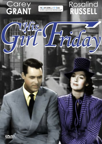 His Girl Friday (1940) [Remastered Edition]