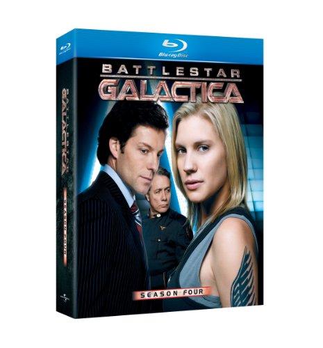 Battlestar Galactica: Season Four [Blu-ray]