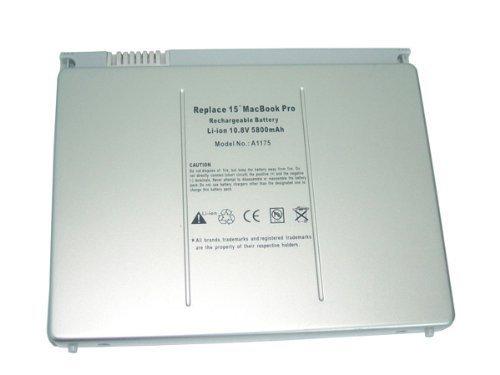 Super-Capacity Li-ion Battery For Apple A1175 MacBook