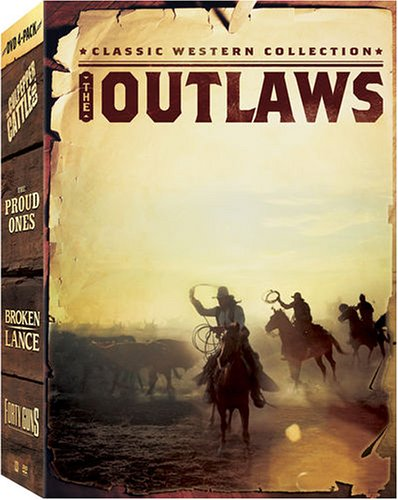 Classic Western Collection - The Outlaws (The Proud