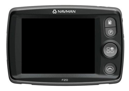 Navman F20 3.5-Inch Portable GPS Navigator