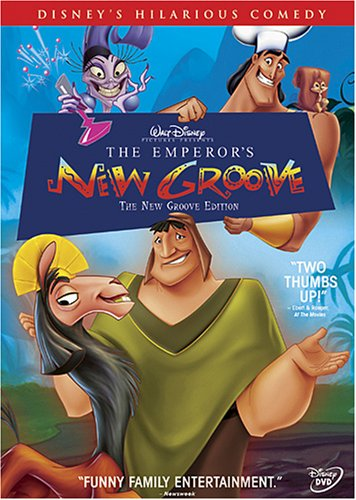 The Emperor's New Groove - The New Groove Edition