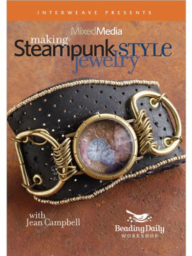 Mixed Media: Making Steampunk-Style Jewelry DVD