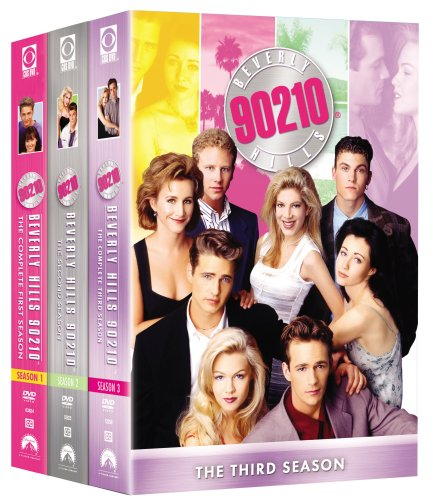 Beverly Hills 90210 - Seasons 1-3