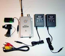 Wireless SPY Color Camera Nanny Cam with Bracket High