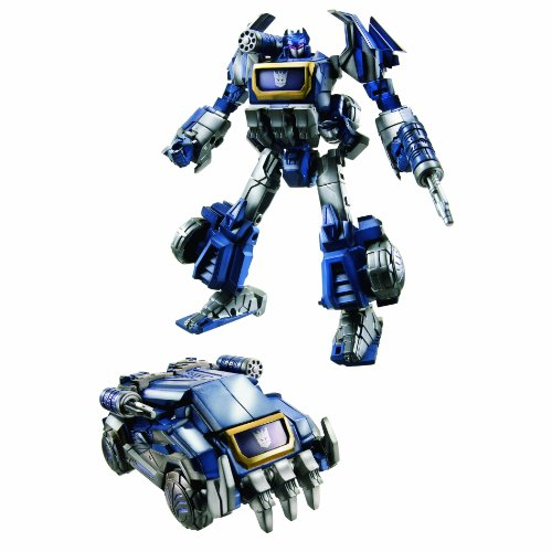Transformers Deluxe - Cybertronian Soundwave