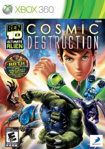 Ben 10: Ultimate Alien - Cosmic Destruction Xbox 360