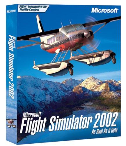 Microsoft Flight Simulator 2002 Standard