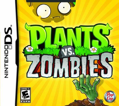 Plants Vs. Zombies Nintendo DS