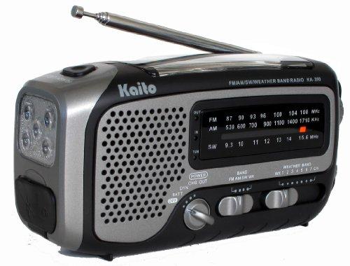 Kaito Electronics Inc. KA350 Voyager Trek Dynamo &