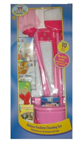 Deluxe Fashion Cleaning Set