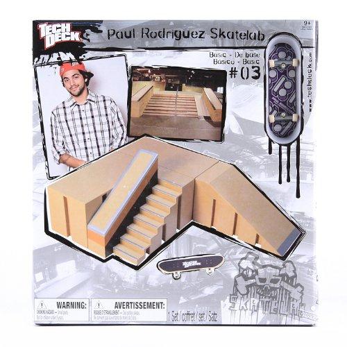 Tech Deck Paul Rodriguez Skate Lab #3