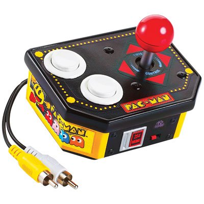 Pac Man Plug and Play TV Video Game