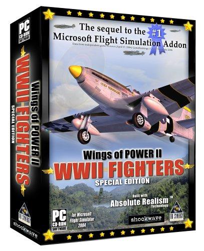 Wings Of Power II: World War II Fighters