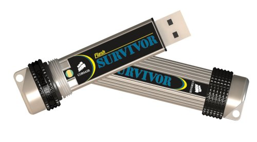 Corsair Flash Survivor 8 GB USB 2.0 Flash Drive Windows
